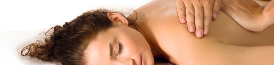 Le massage détente et relaxation